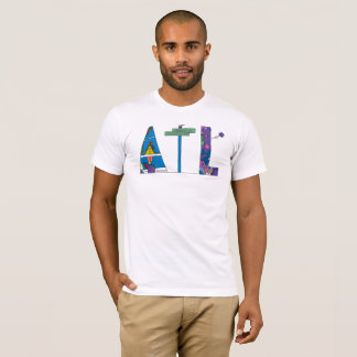 Men's T-Shirt | ATLANTA, GA (ATL)