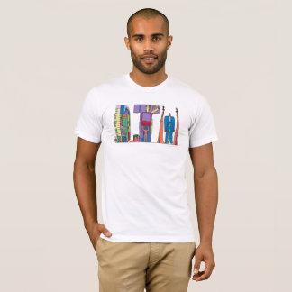 Men's T-Shirt | DETROIT, MI (DTW)