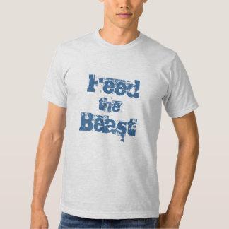 Mens T-Shirt Feed the Beast