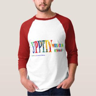 "Men's T-Shirt for ""Uppity Musicians"""