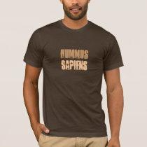 men's t-shirt - hummus sapiens