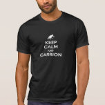 Men's T-shirt - Keep Calm and Carrion