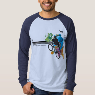 Mens T-shirt, make fun & live the life music T Shirt