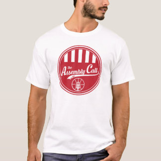 Men's T-Shirt with Assembly Call Logo