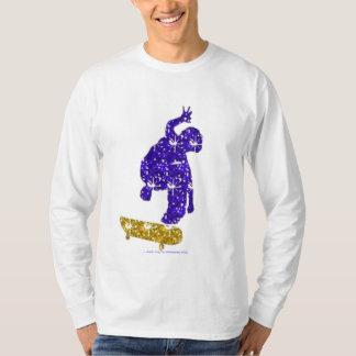 MENS T-SHIRTS - PRO SKATEBOARDING SHREDDER SPARKLE
