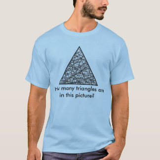 Men's T - Triangle Count T-Shirt