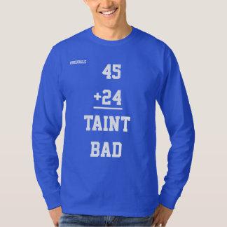 Men's Taint Bad Long Sleeve Tshirt