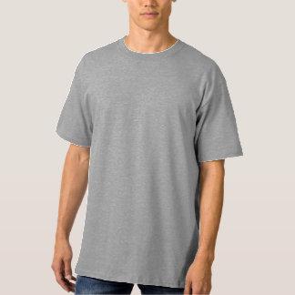 Men's Tall Hanes T-Shirt light steel LRG EXTRA + +