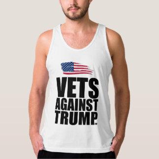 Men's Tank Top - Vets Against Trump