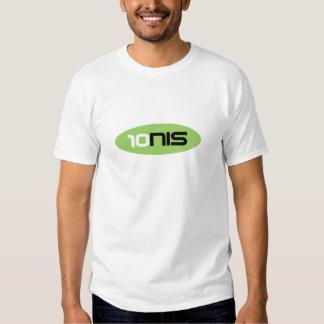 Men's tennis clothing tee shirt