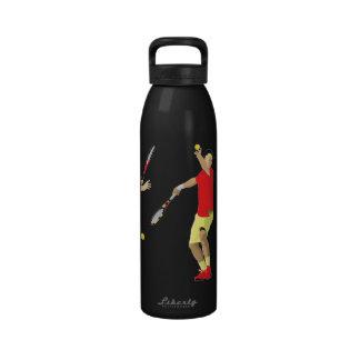Mens Tennis Water Bottle