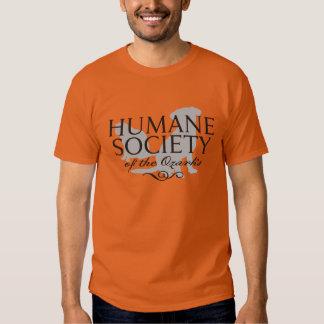 Men's Texas Orange Basic Short-Sleeved T-Shirt