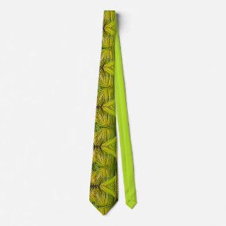 Men's tie, nature themed - 'YOU' in my palm Neck Tie