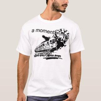 Men's Tonal Stripe T-Shirt - Train Logo