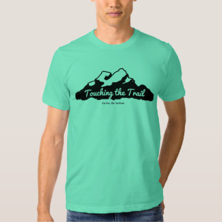 Men's Touching the Trail Logo T-Shirt