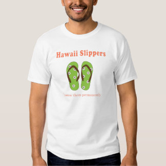 Mens Travel Slippers T Shirt