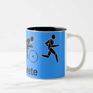 Men's Triathlete Mug