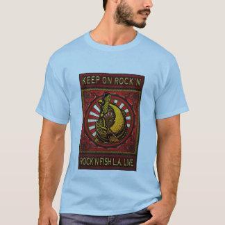 mens_tshirt_blue_wheel T-Shirt