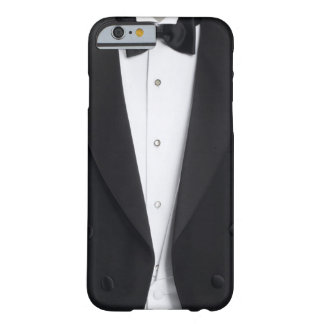 Mens Tuxedo Case Cover Barely There iPhone 6 Case