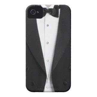 Mens Tuxedo Case Cover iPhone 4 Case