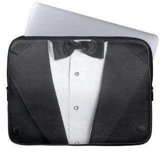 Mens Tuxedo Case Cover Laptop Sleeve