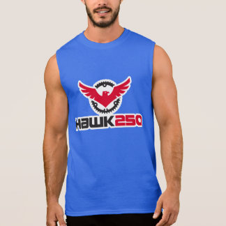 Men's Ultra Cotton Sleeveless Hawk 250 T-Shirt