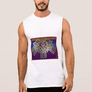 Men's Ultra Cotton Sleeveless T- : DISPLAY SYMBOLS Shirts