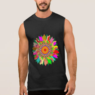 Men's Ultra Cotton Sleeveless T-Shirt    CHAKRA