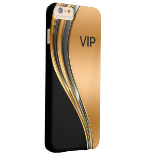 Men's Unique Professional Barely There iPhone 6 Plus Case