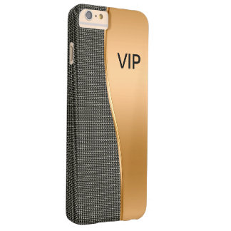 Men's Unique Professional Barely There iPhone 6 Plus Case