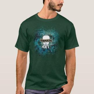 Mens Unmask Logo T-Shirt