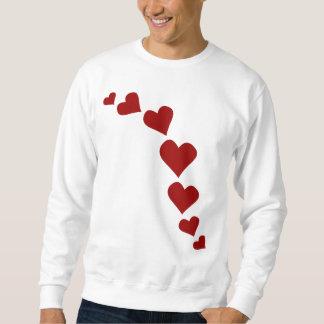 Men's Valentine's Shirt Lady's Love Sweatshirts