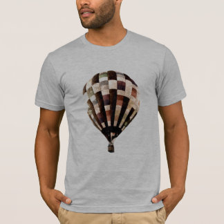 Men's Vintage Hot Air Balloon Shirt