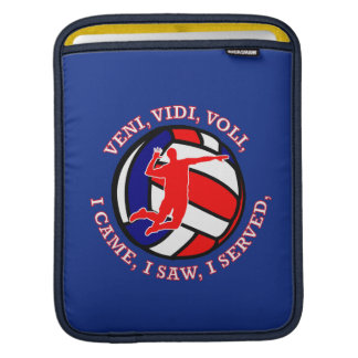 MEN'S VOLLEYBALL VVV SHIELD SLEEVE FOR iPads