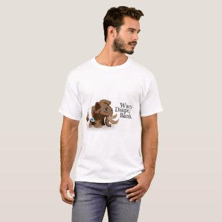 Men's Waco Diaper Bank t-shirt