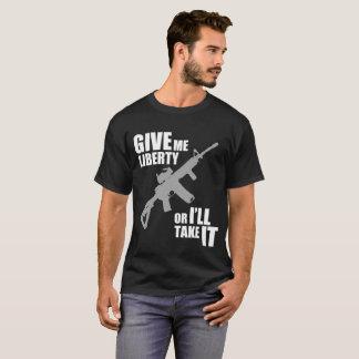 Mens warrior T-shirt
