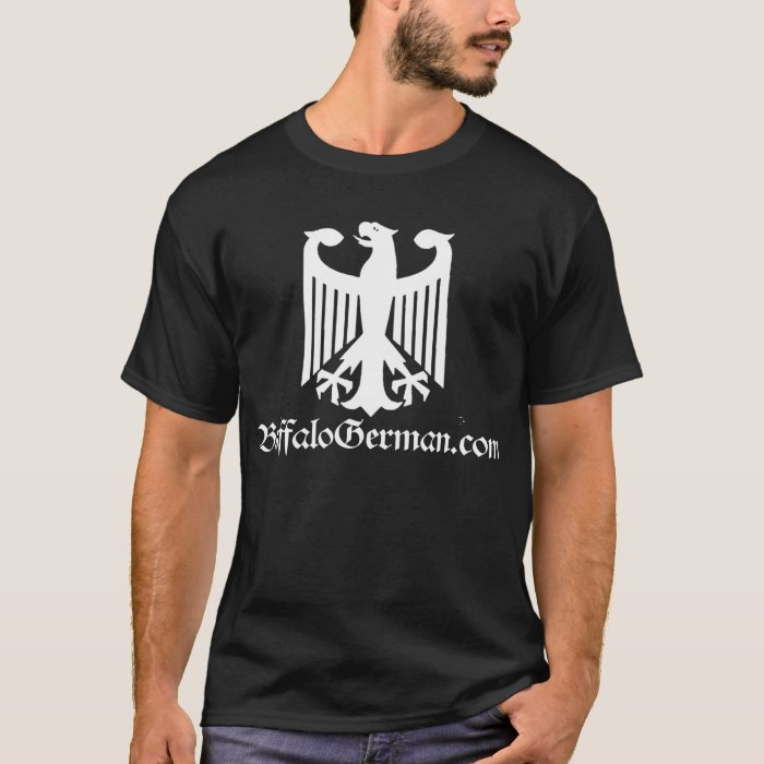 Mens White Eagle T-shirt