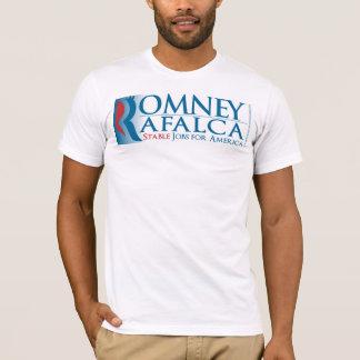 Men's White Romney Rafalca 2012 T-Shirt