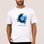 Mens White Sportek Athletic Shirt