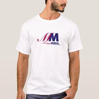 Mens White T T-Shirt