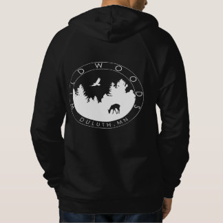 Men's Wildwoods Logo Hoodie (Dark Colors)