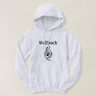 Men's Wolfpack Pull Over Hoodie
