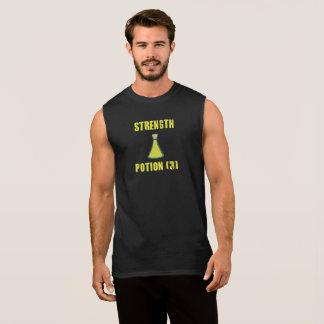 Men's Workout Runescape Strength Pot Tank