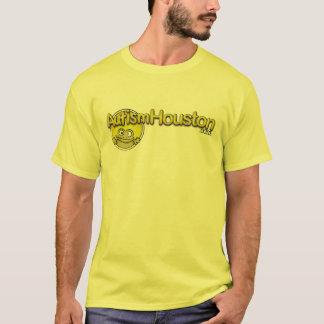 Men's Yellow, Full Logo T-Shirt
