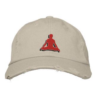 Men's Yoga Embroidered Cap