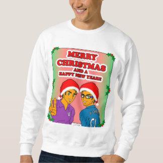 Men's Youthful Conquerors Christmas Sweatshirt