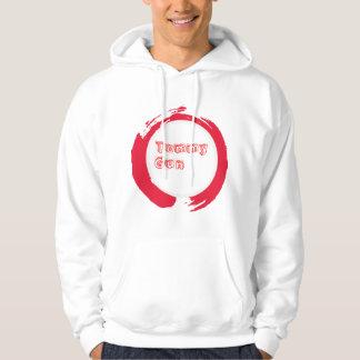 Men's youtube channel logo hoodie