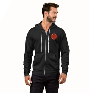 Men's Zip-up Sweatshirt