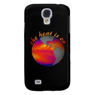 Mensaje del Día de la Tierra Funda Para Galaxy S4