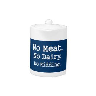 Mensaje del vegano con actitud
